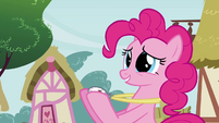 Pinkie Pie 'By only twenty minutes, I'm good' S3E3