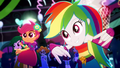 Rainbow Dash dancing to hip-hop SS3.png