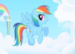 Rainbow Dash opening theme