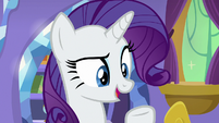 "Rarity ""I had planned on visiting"" S9E19"