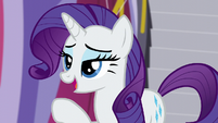 "Rarity ""I hired her right on the spot!"" S5E14"