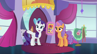 "Rarity ""plenty of other lovely dresses"" S5E14"