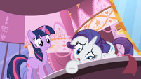 Rarity -I have searched- S2E03