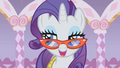 Rarity and her stylish glasses S01E14.png