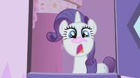 Rarity sneezes S01E05