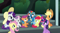 Scootaloo --what for--- S6E7