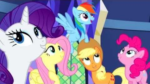 Spanish My Little Pony Make This Castle A Home - Reprise HD