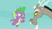"Spike ""then you also must've heard"" S8E15"