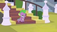 Spike waiting S3E01