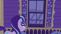 Starlight Glimmer --Trixie, we're in danger!-- S6E25