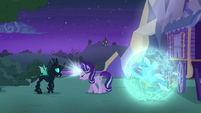 Starlight Glimmer --you aren't some other changeling-- S6E25