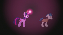 Stygian turns away from Twilight Sparkle S7E26