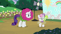 "Sweetie Belle ""this is hard for me to say"" S7E6"