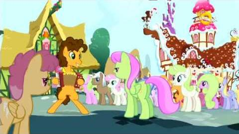 The Super Duper Party Pony - Slovene (Minimax version)