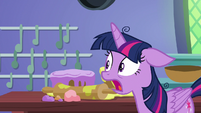 "Twilight ""I wasn't Twily-nanas!"" MLPBGE"