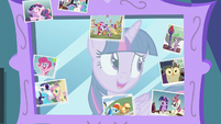 "Twilight ""the first thing she'll see when she wakes up"" S7E1"