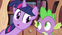 "Twilight Sparkle ""So..."" S2E03"