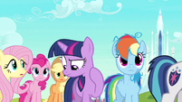 Twilight connecting dots S3E12