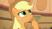 Applejack --the trapeze show and the animal act-- S6E20