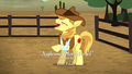 Braeburn cheering for Applejack S5E6.png