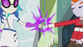 DJ Pon-3 and unnamed boy fist-bump EG2.png