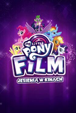 Film My Little Pony Grafika promocyjna PL