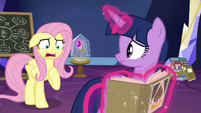"Fluttershy ""in a dangerous situation"" S9E22"