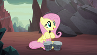 "Fluttershy ""sounds like poetry to me"" S9E9"