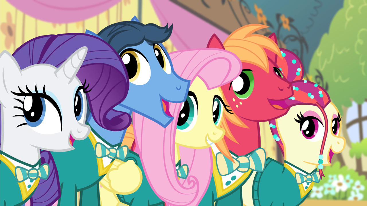 The pony tones my little pony friendship is magic wiki - My little pony wikia ...