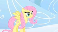 Fluttershy being assertive S01E16