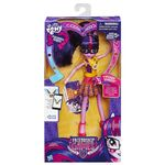 Friendship Games School Spirit Twilight Sparkle doll packaging