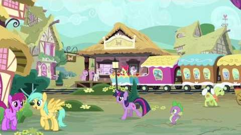 MLP FiM The Theme Song Season 2 & 3 HD