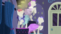 Mannequins on display in Rarity For You S6E9.png