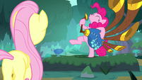 "Pinkie Pie ""and a-one, and a-two"" S8E18"