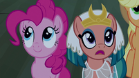Pinkie Pie and Somnambula in Manehattan S7E26