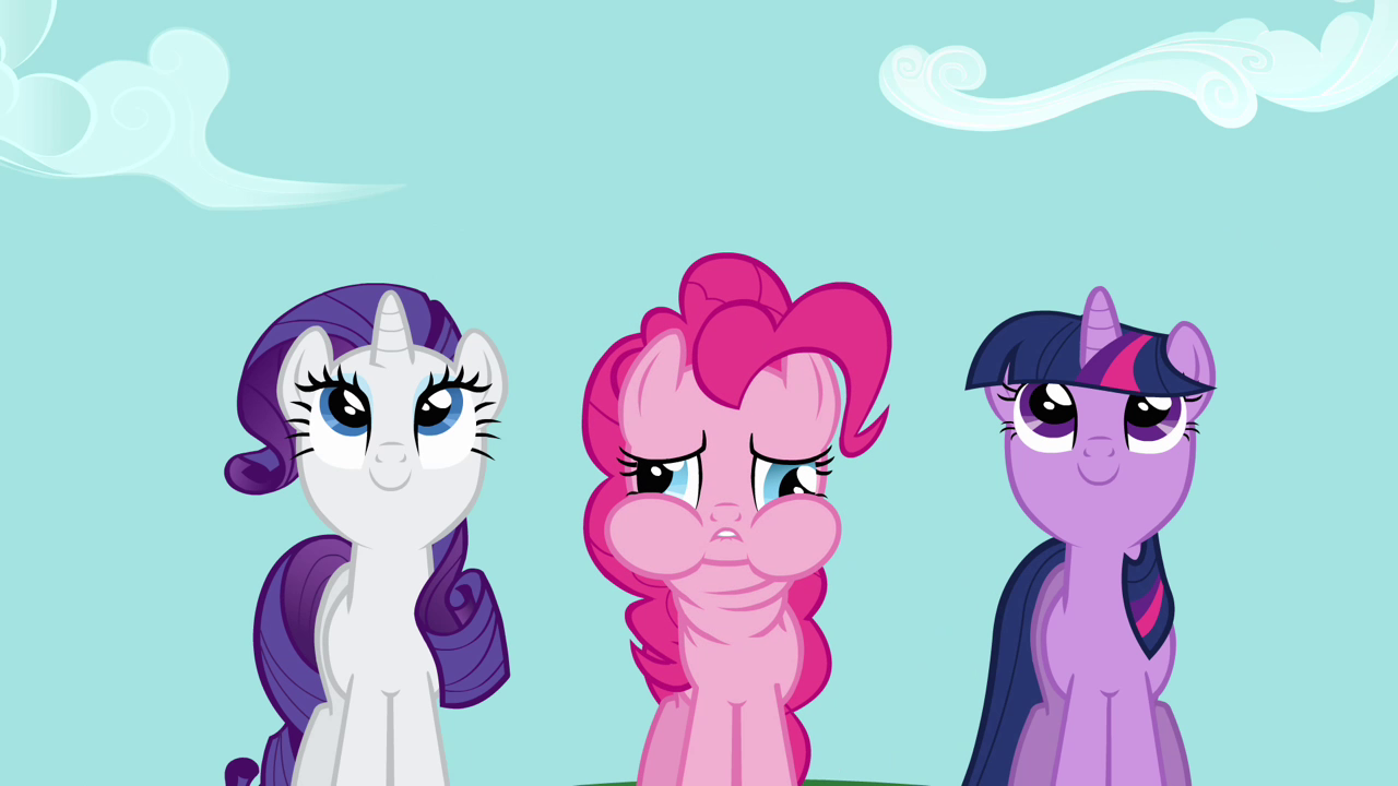 My Little Pony Coloring Pages Twilight Sparkle And Friends : Pinkie pie my little pony friendship is magic wiki fandom