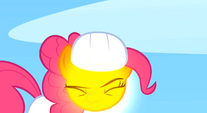 Pinkie Pie with yellow face S1E16
