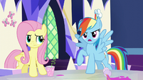 Rainbow Dash --and to top it off-- S5E22