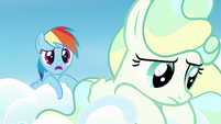 Rainbow Dash --you're lead pony material-- S6E24