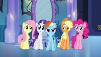 Rainbow Dash frustrada EG