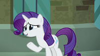 "Rarity ""it's possible"" S5E16"