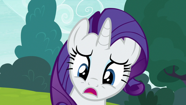 "File:Rarity ""what's the matter, darling?"" S7E6.png"