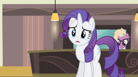 Rarity 'I lost' S4E08
