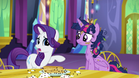 Rarity -we worry you might be- S5E3