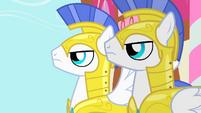 Royal guards S1E22