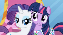 S01E01 Rarity i Twilight