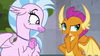"Smolder ""that was pretty amazing"" S8E2"