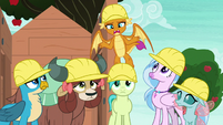 Smolder -this isn't awkward at all- S8E9