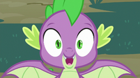 "Spike ""I just sprouted wings!"" S8E11"