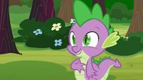 Spike -sounds good to me- S03E09